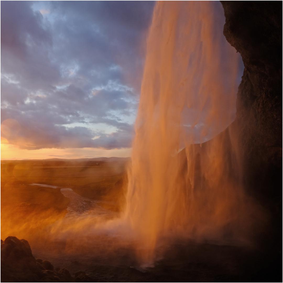 Huldufólk´s Wasserpalast