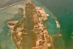 Hulule Airport Maldives (1996)