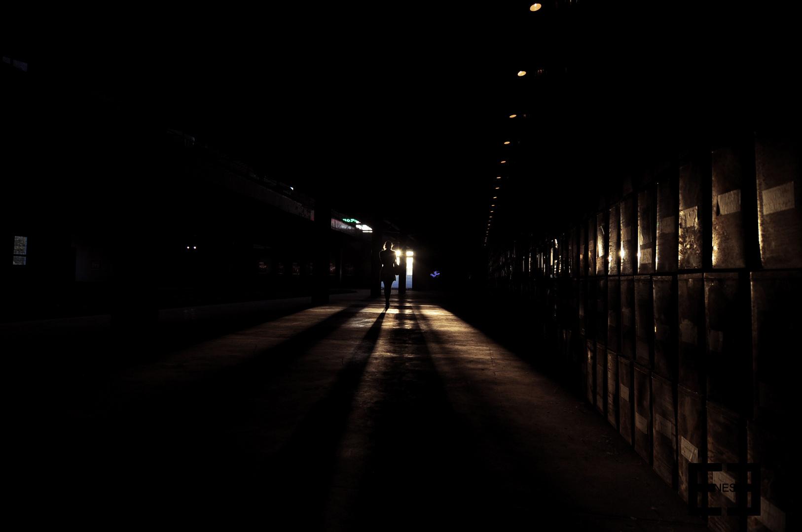 Human Shadow