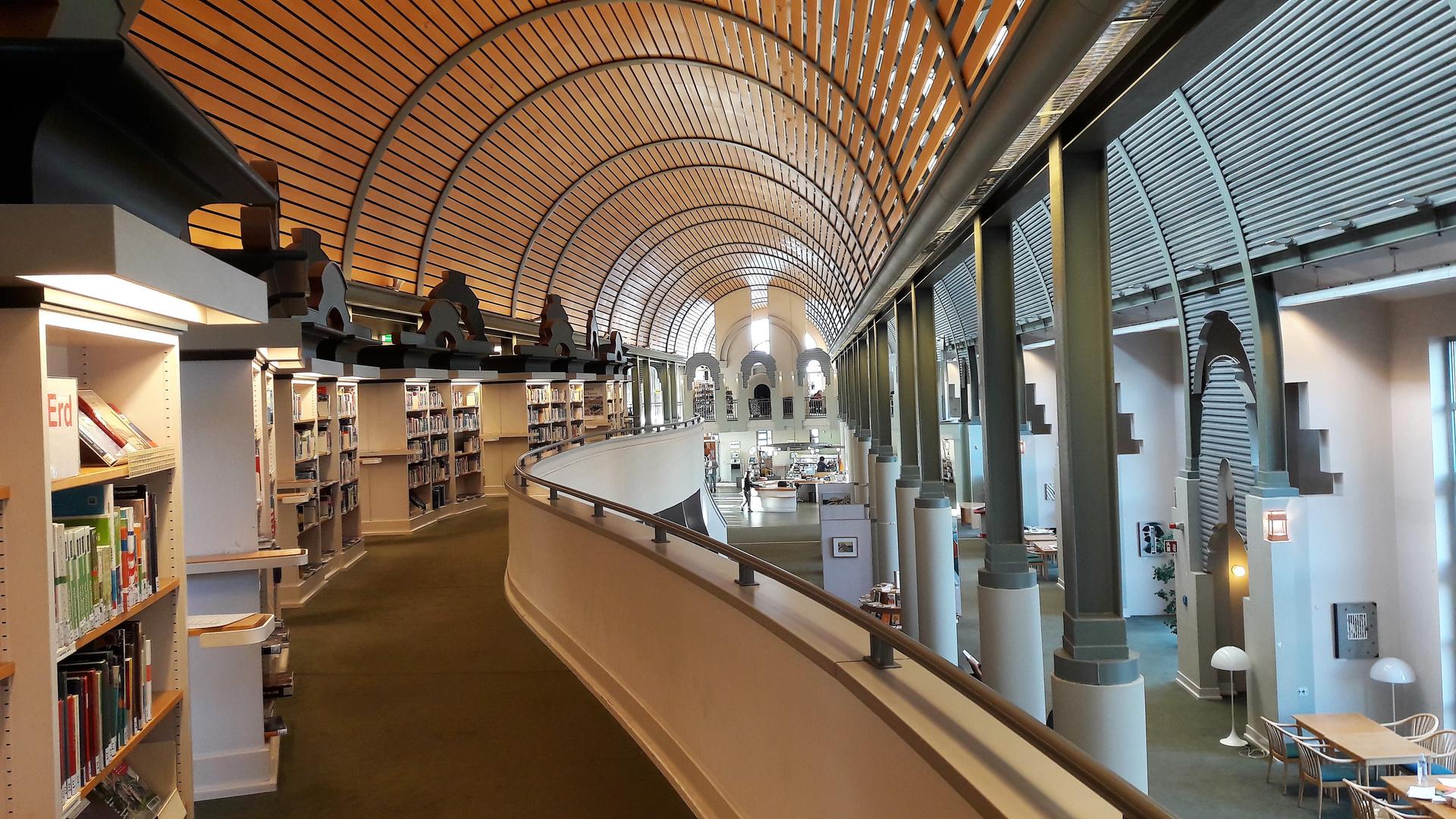 Humboldt -Bibliothek Alt Tegel
