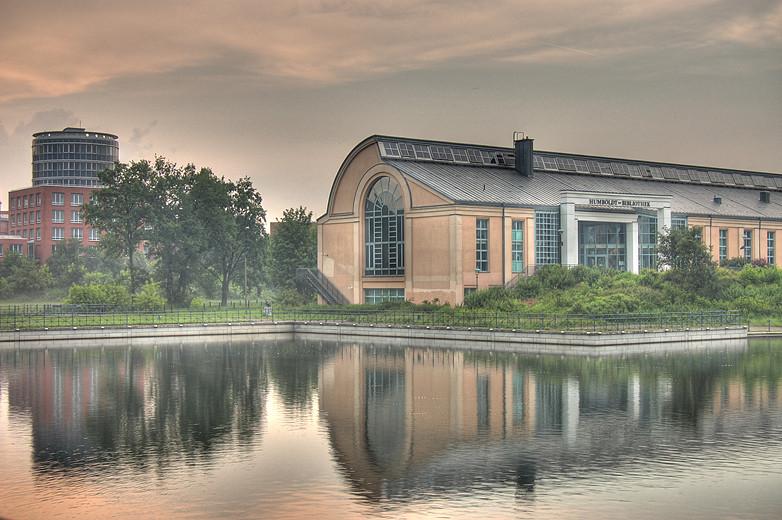 Humboldt Bibliothek Berlin-Tegel