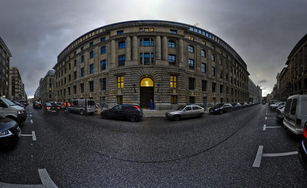 Humboldt Carre Berlin