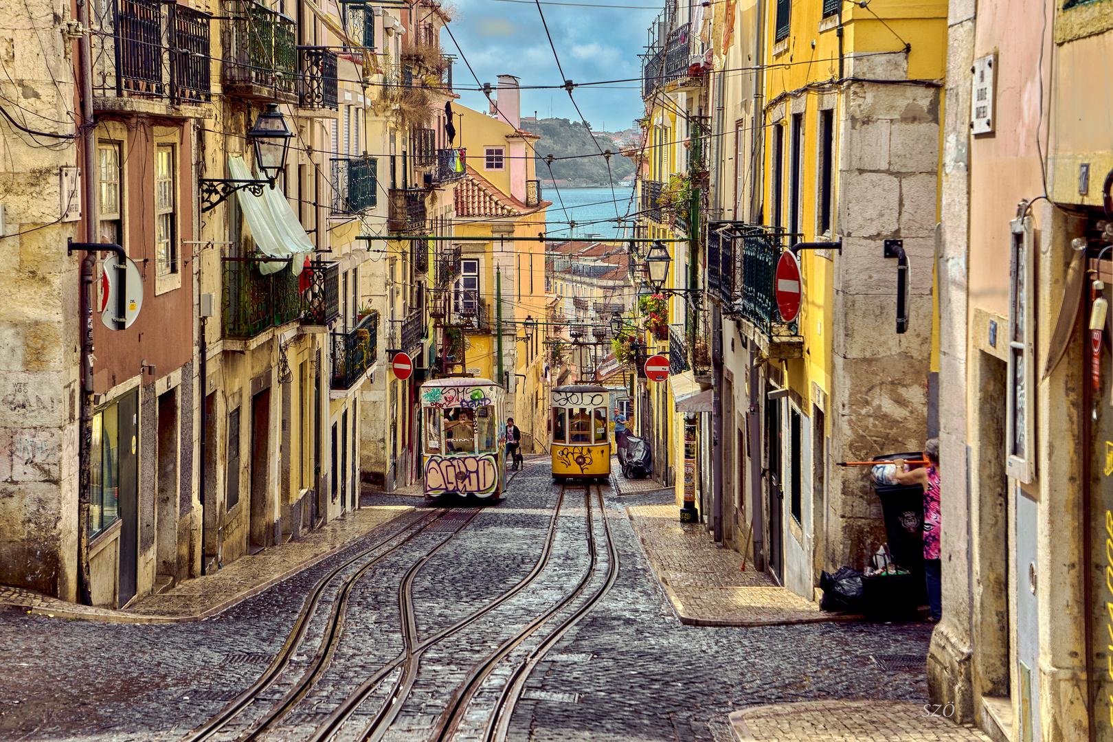 Húmeda Lisboa