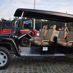 """Hummer H 3 """" Cabriolet """""""