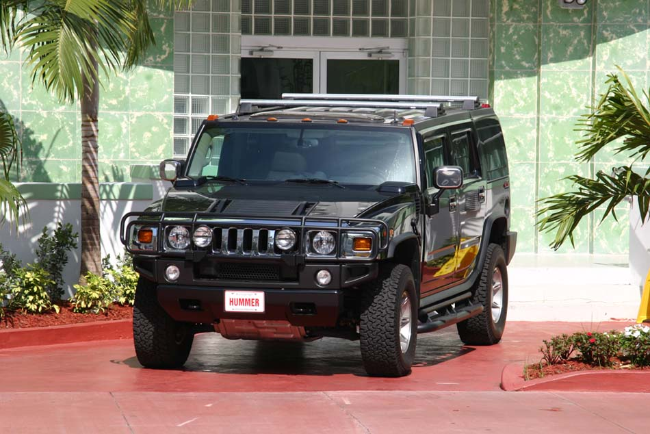 Hummer in Miami