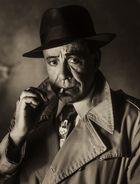 Humphrey Bogart Look-A-Like Kenny Whymark