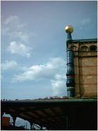 Hundertwasser-Bahnhof in Uelzen 5
