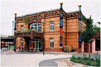 Hundertwasser-Bahnhof Uelzen 01