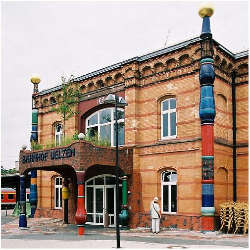 Hundertwasser-Bahnhof Uelzen 02