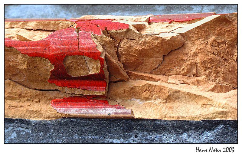 Hundertwasser - Bruchstück