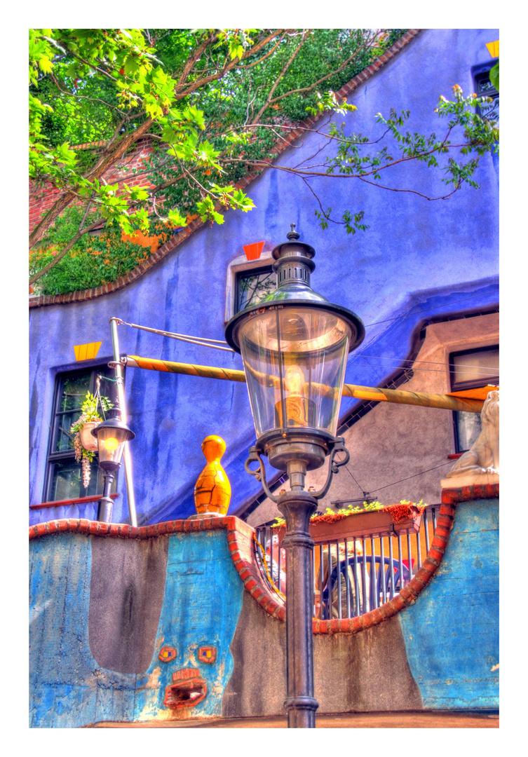 Hundertwasser Farben