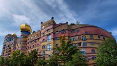Hundertwasser-Haus in Darmstadt