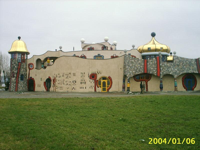 Hundertwasser in Altenrhein