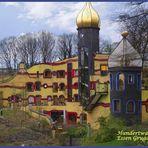 Hundertwasserhaus im Gruga-Park Essen