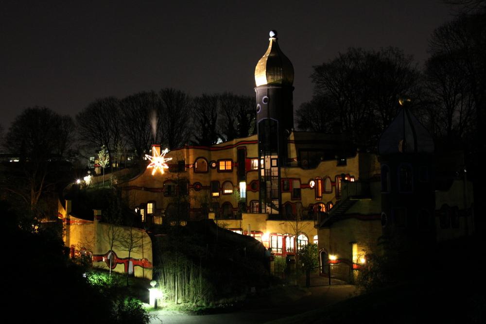 Hundertwasserhaus in Essen