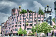 Hundertwasserhaus Magdeburg