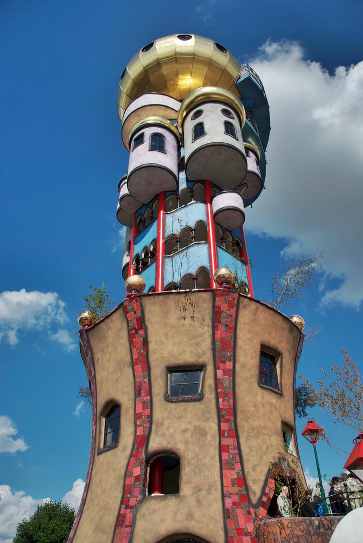Hundertwasserturm, Abensberg