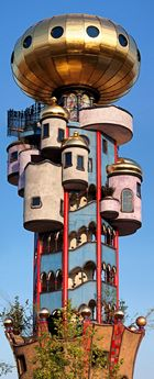 Hundertwasserturm