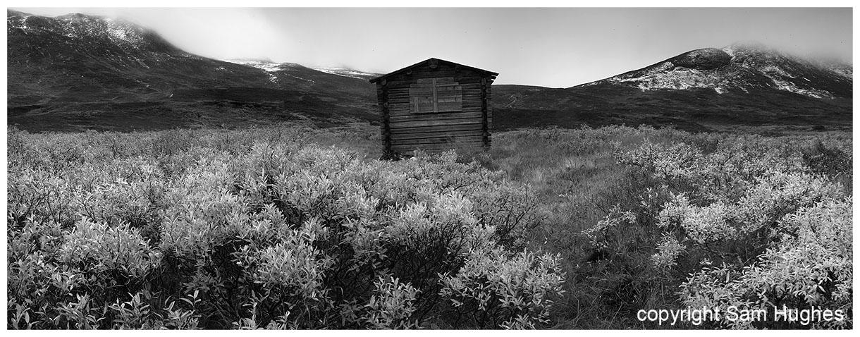 Hunting Cabin, Jotumheim