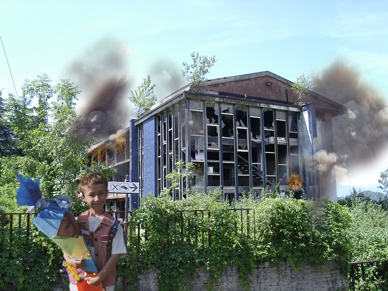 Hurra, die Schule brennt!!!