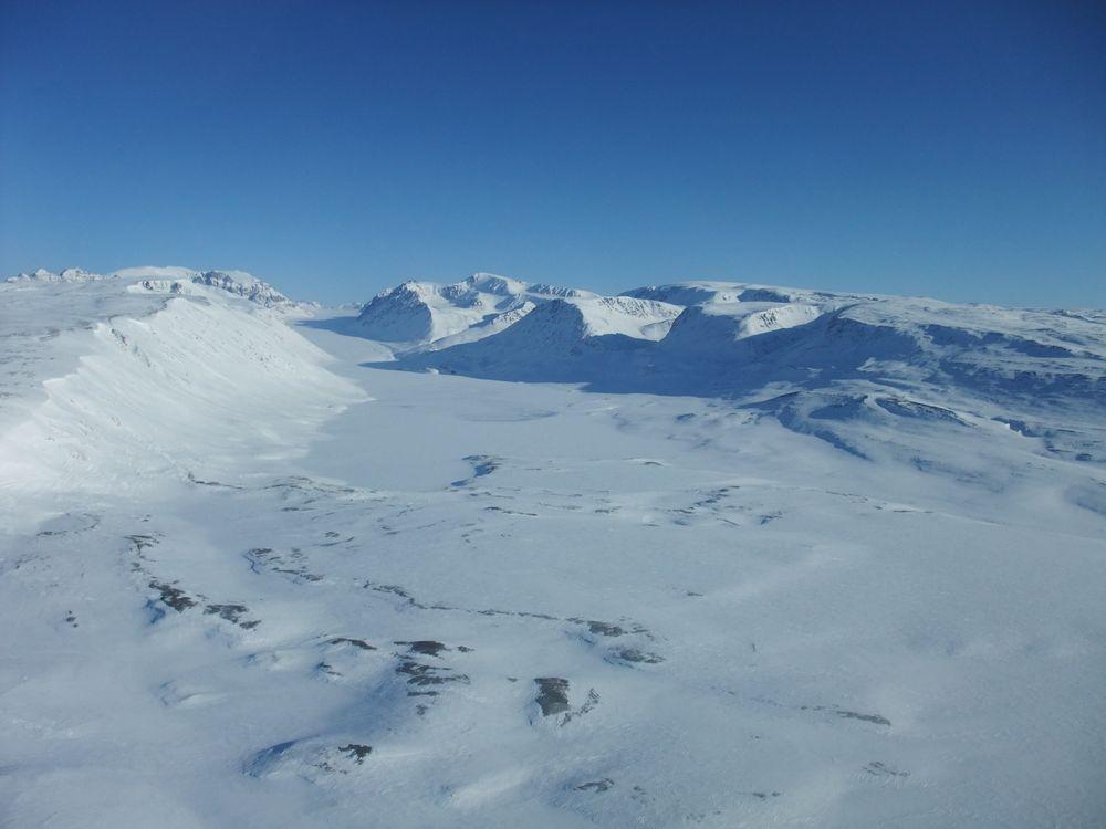 Hurry Fjord - Ostgrönland