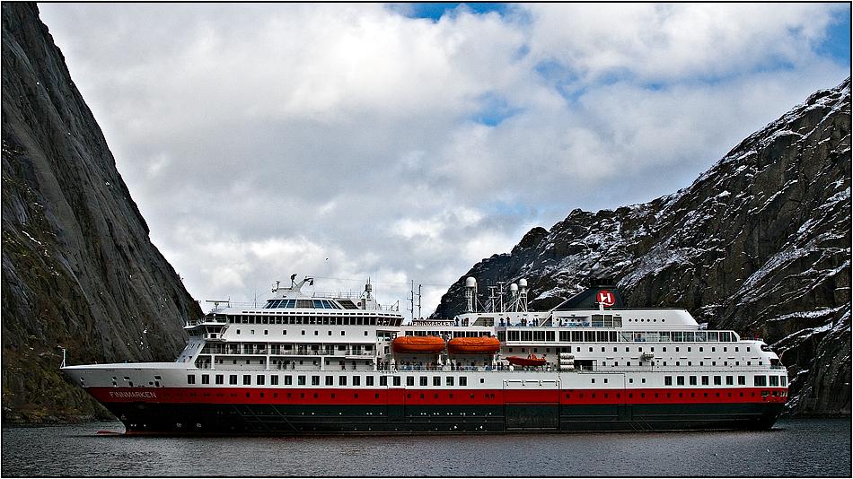 Hurtigrute Mai 2008 - 15