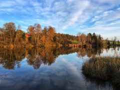Husemer See im Herbst