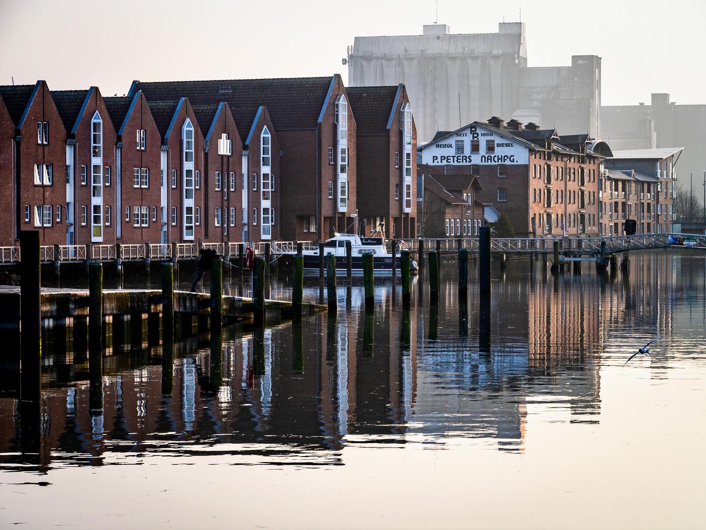 Husum-Binnenhafen, 2