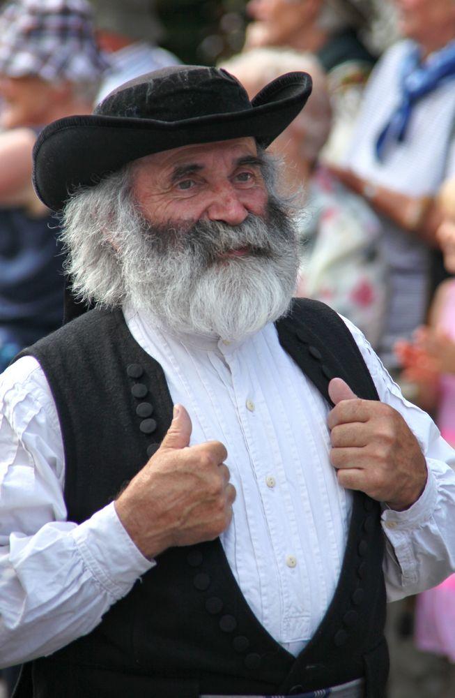 Hut und Bart