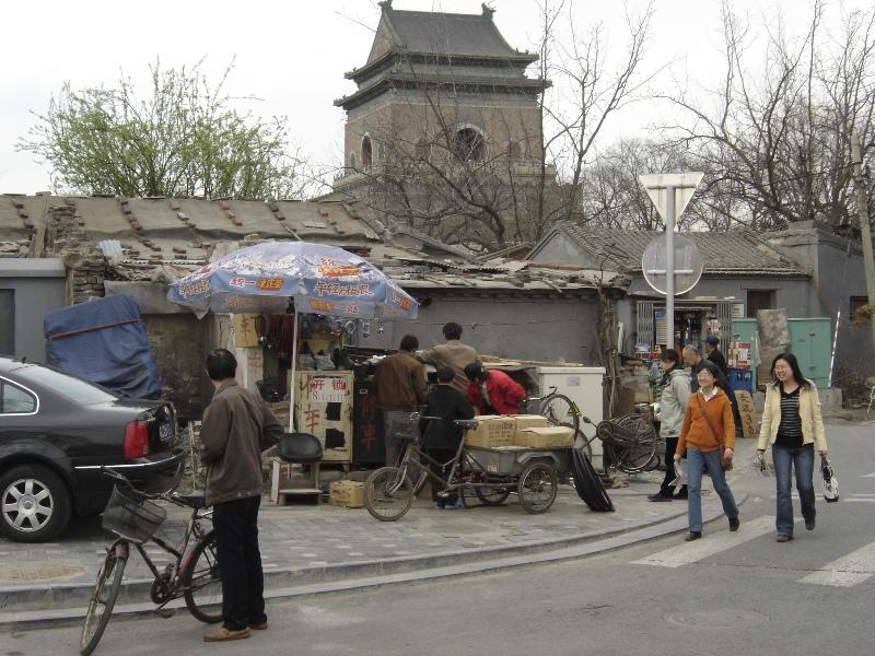 Hutong in der Nähe des Trommel- und des Glockenturms (3)