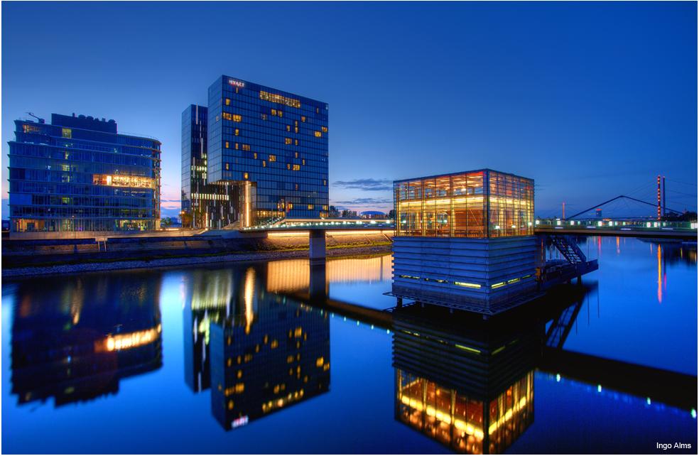 Hyatt Hotel am Medienhafen Düsseldorf