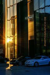 Hyatt Hotel Medienhafen Düsseldorf