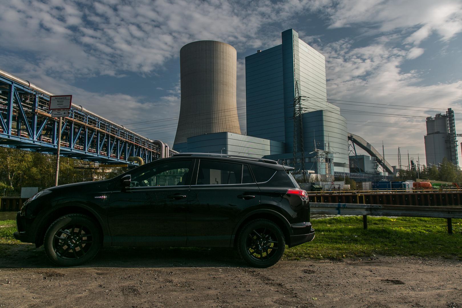 Hybrid meets Kohlekraftwerk