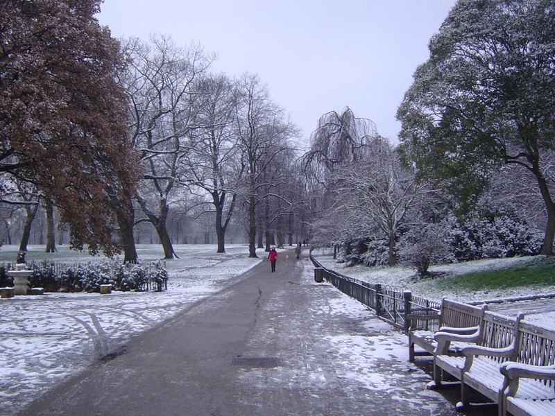 hyde park in white_5