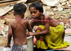 Hygiene - different way, but this is how they learn it