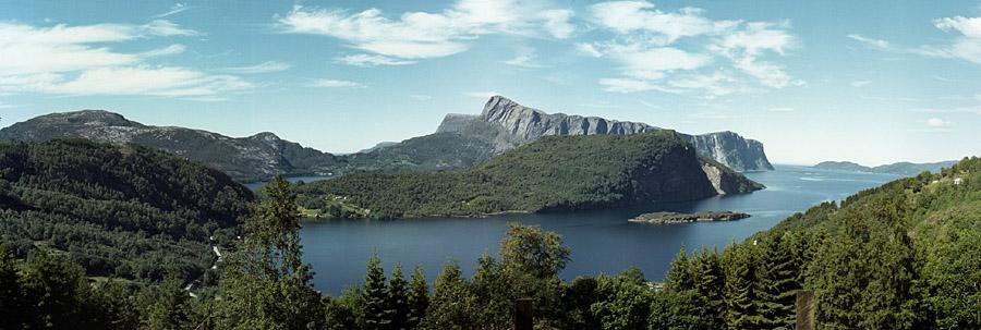 Hyllestad/Norwegen