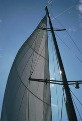 I am sailing .....
