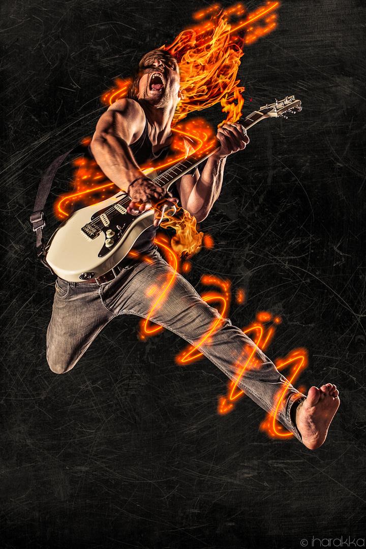 I am the God of hellfire...