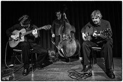 """I can feel the music"" - Joscho Stephan Trio #5"