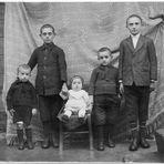 I cinque fratelli Cosmo in quel di Budoia