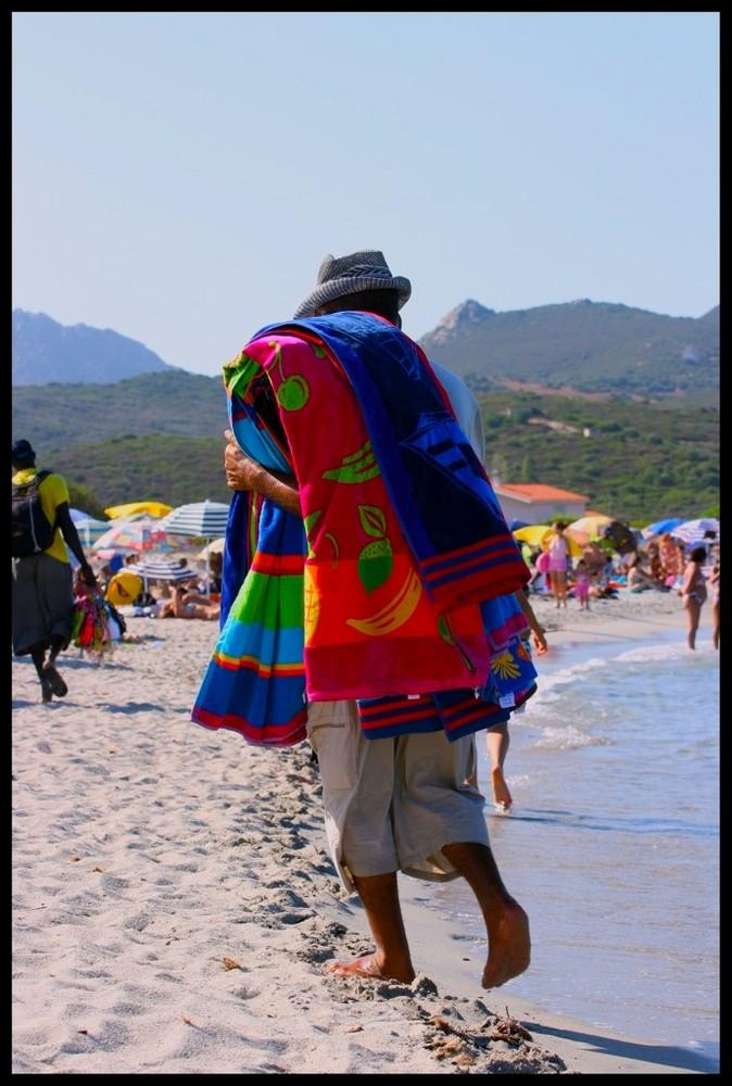 i colori da spiaggia