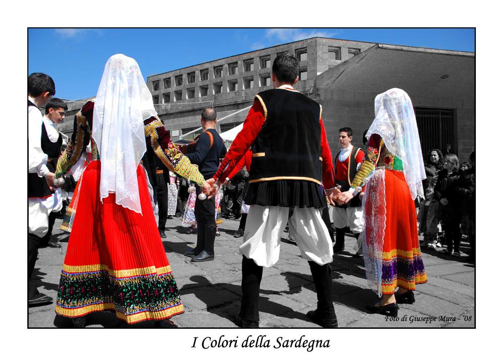 I colori della Sardegna