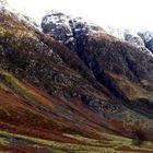 I colori della Scozia