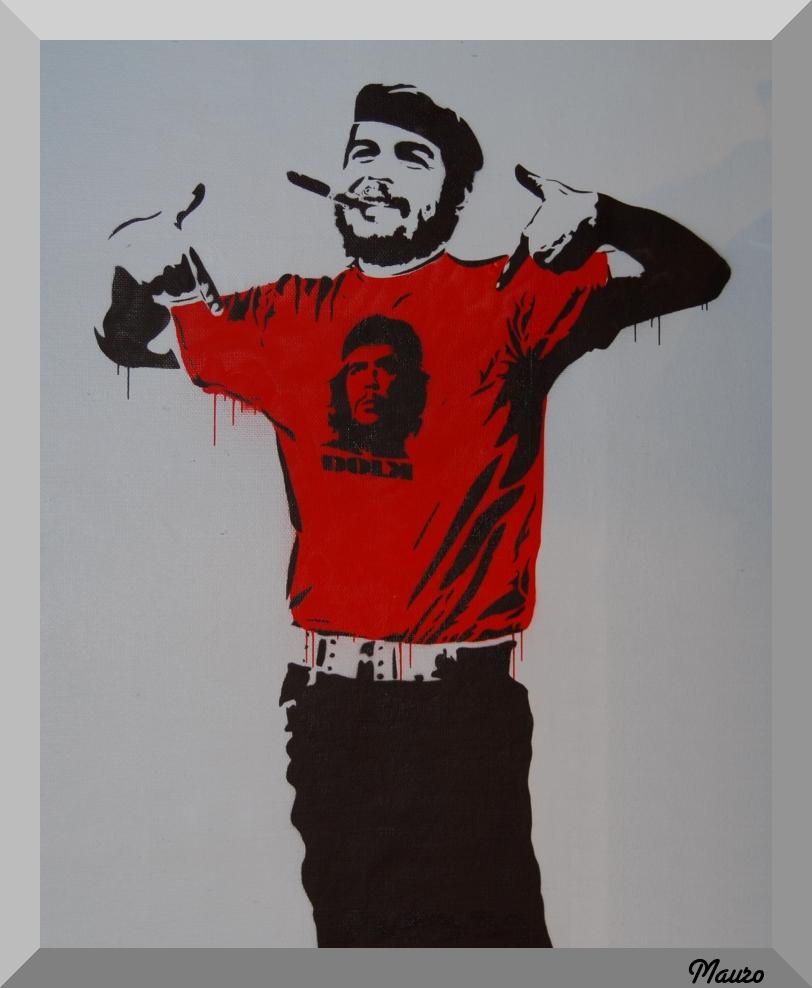I due volti del Che
