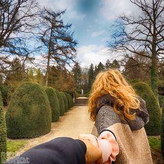 I Follow You: Der Weg zu Jesus im Ohlsdorfer Friedhof