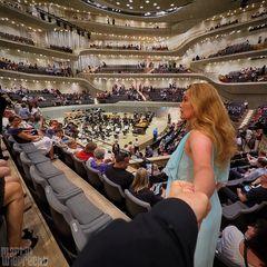 I Follow You: Elbphilharmonie (der Große Saal)