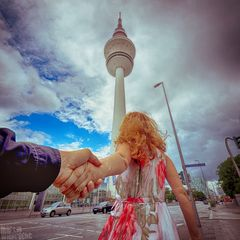 I Follow You: Fernsehturm