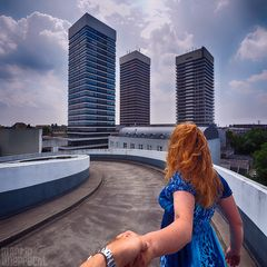 I Follow You: Mundsburg Tower