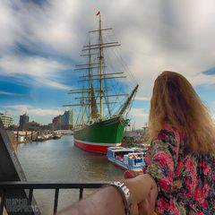I Follow You: Rickmer Rickmers