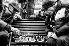 I giocatori di scacchi